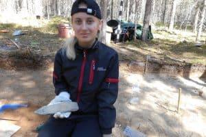 Студенты ПетрГУ сделали археологическое открытие