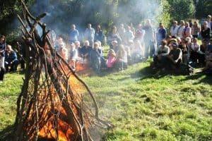Цветаевский костёр вновь зажжётся в Петрозаводке