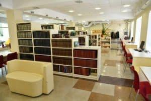 Центр детского чтения в помещении НБ РК