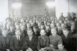 Съезд представителей волостей Беломорской Карелии, 21 марта-1 апреля 1920 года