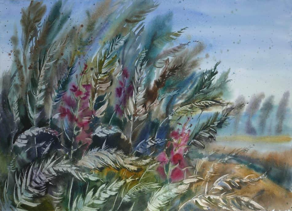 Ксения Трофимова. Ветер и травы