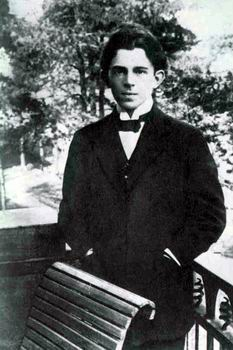 Осип Мандельштам. 1914 год. Фото: silverage.ru