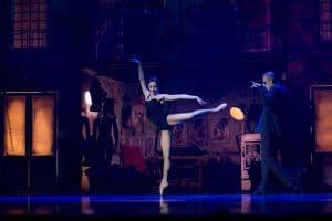 """Сцена из балета """"Коппелия"""""""