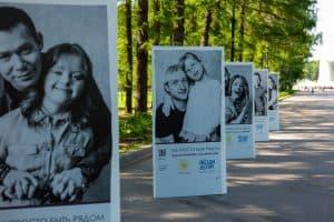 В Петрозаводске откроется фотовыставка, посвящённая людям с синдромом Дауна