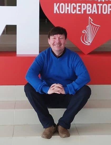 Алексей Токунов