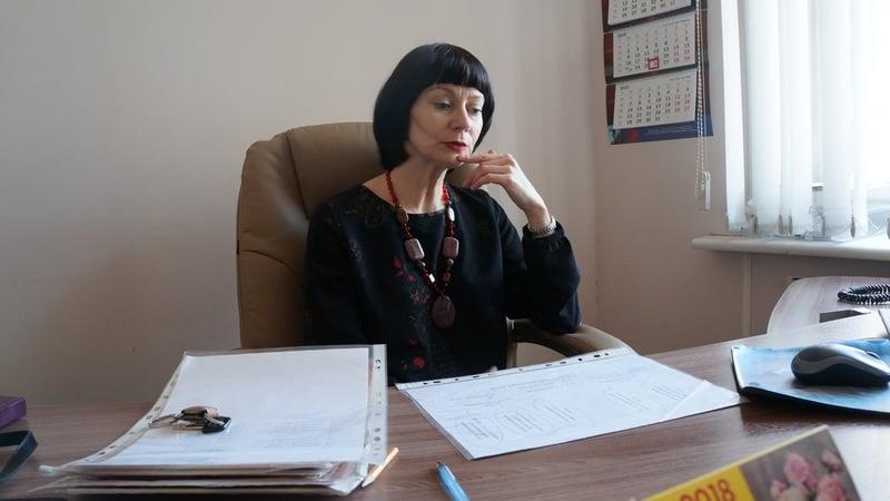 Валерия Сакина. Фото Ирины Ларионовой