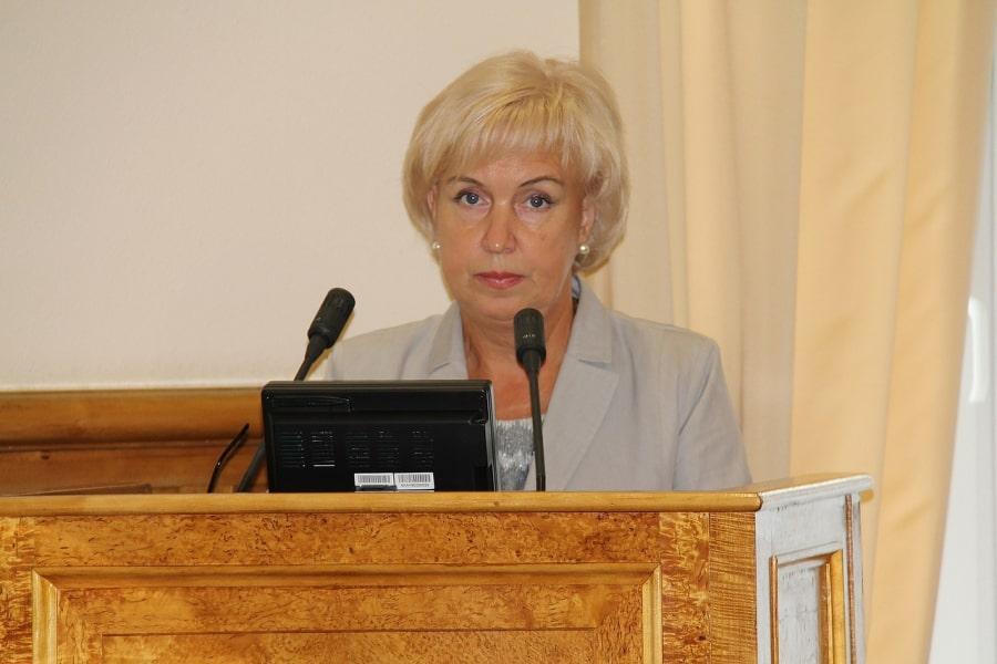 Наталья Волкова. Фото: karelia-zs.ru