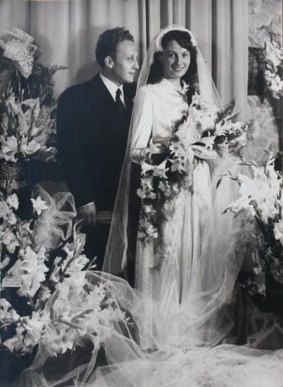 Жельбер и Моника. Париж, 1954 год