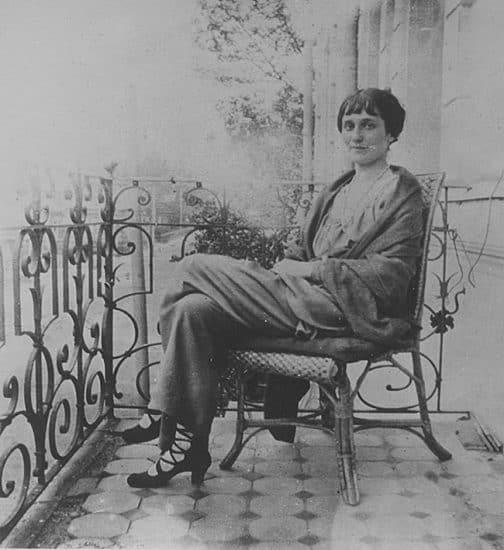 Анна Ахматова. 1915 год. Фото: arzamas.academy