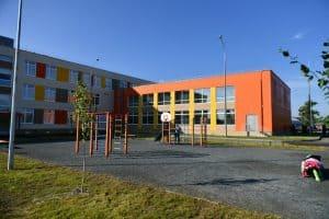 В посёлке Ледмозеро Муезерского района учебный год начался в новой школе