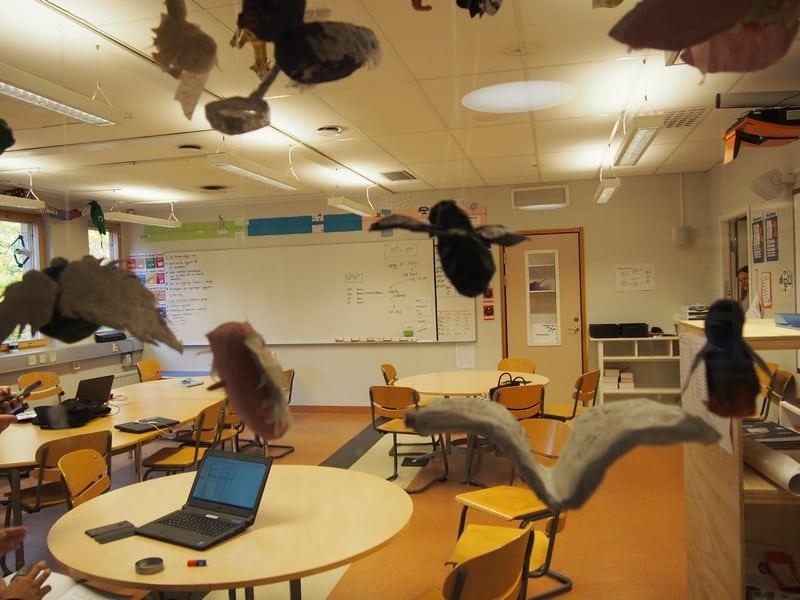 Шведская школа Free Emilia. Фото: Ирина Ларионова
