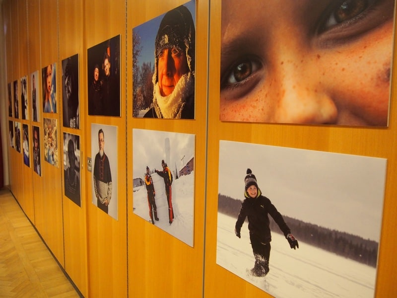 """Фотовыставка """"Жители Будена"""""""