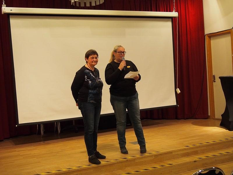 Фестиваль кино открывают Тамара Сушко и Карина Нильссон