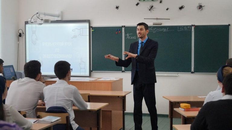 Алихан Динаев. Фото: topspb.tv