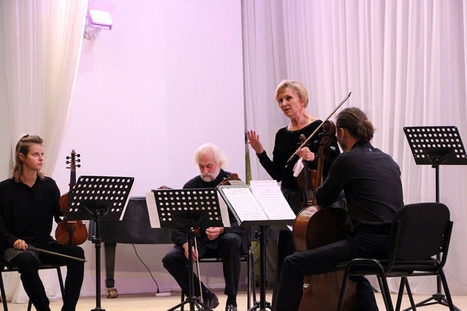 В центре Татьяна Гринденко. Фото: vk.com/kgfptz