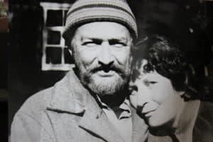 Мюд и Ольга Мечевы