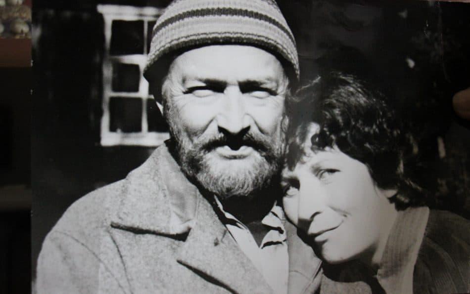 Мюд и Ольга Мечевы. Фото из семейного архива