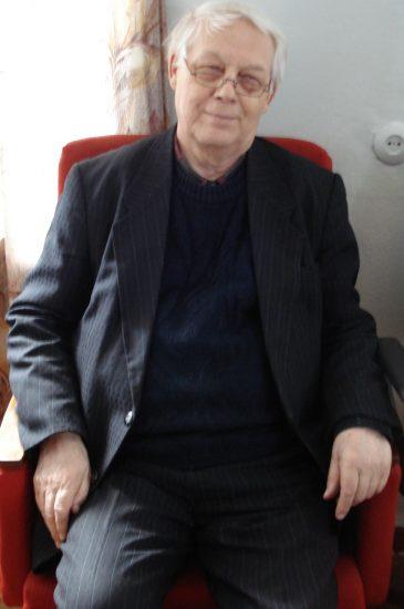 Олег Мишин. Фото Адольфа Островского