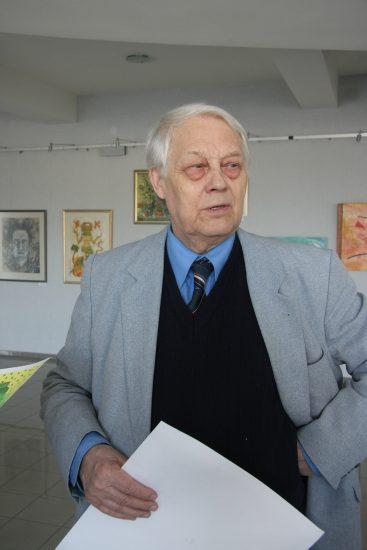 Олег Мишин. Фото Владимира Ларионова