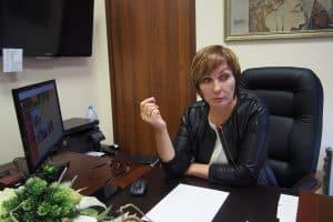 Надежда Рудакова. Фото: Ирина Ларионова