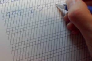 Надо ли учить детей писать рукой?