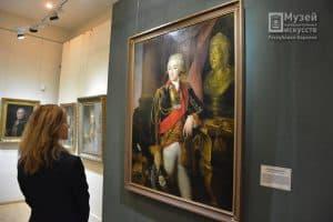 Музей ИЗО приглашает на экскурсии по выставке «Государственная Третьяковская галерея»