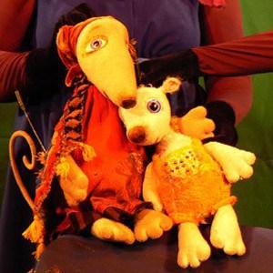 """""""Сказка о глупом мышонке"""" в Театре кукол Карелии. Фото: puppet.karelia.ru"""