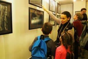 Открылась выставка Жанны Свиридниковой