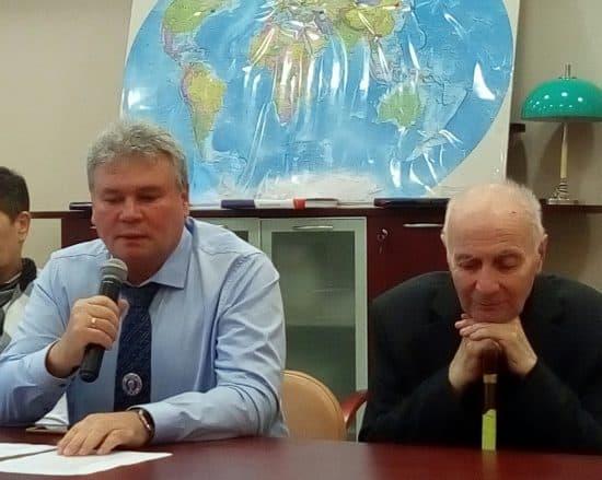 Марат Гафитулин (слева) и Александр Селюцкий