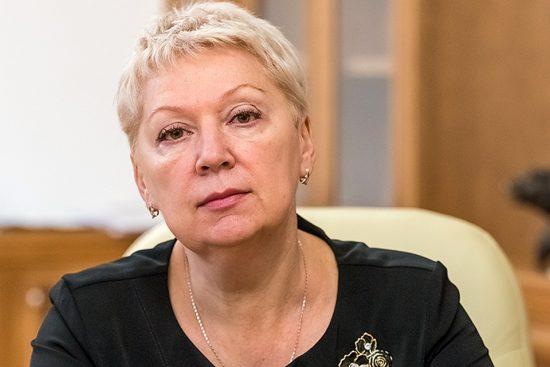 Ольга Васильева. Фото: www.kp.ru