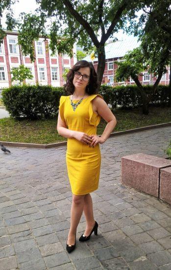 Елена Лось, выпускница ПетрГУ