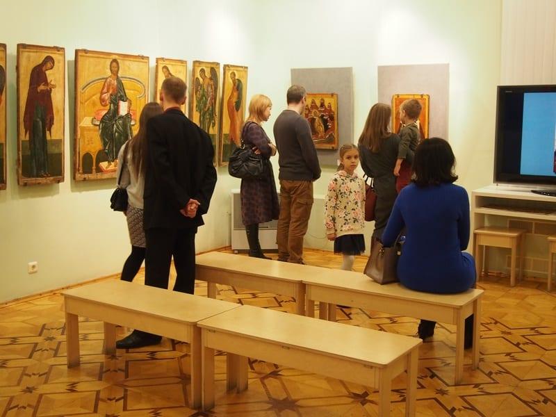В Музее изобразительных искусств РК