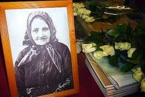 Ирина Андреевна Федосова. Фото: Валентина Чаженигна
