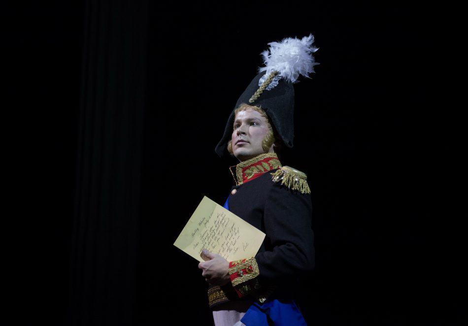 Александр I - Максим Аксенов. Фото Виталия Голубева