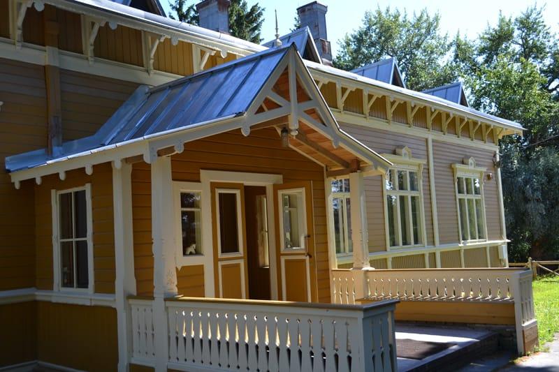 Куркиекский краеведческий центр. Фото: www.museum.ru