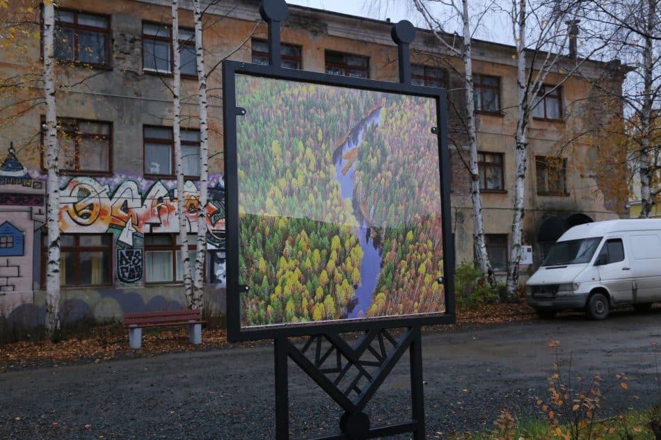 Владимир Ларионов. Фотовыставка в Петровской слободе