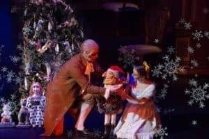 """Сцена из балета """"Щелкунчик"""" в Музыкальном театре Карелии. Фото: МТ РК"""