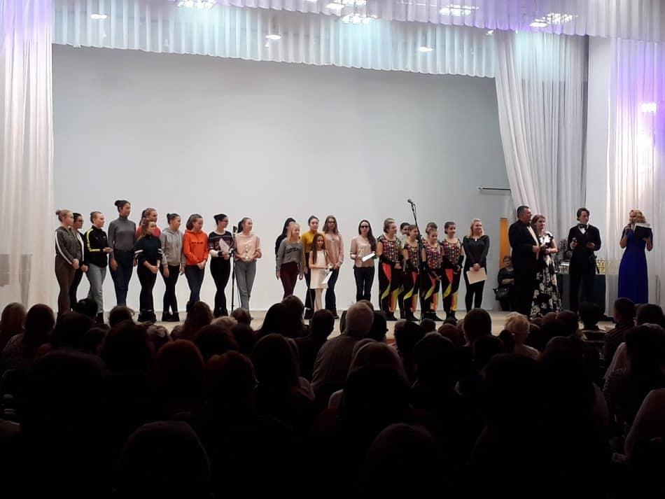 Торжественная церемония закрытия конкурса и награждение участников. Фото: Мария Грицева