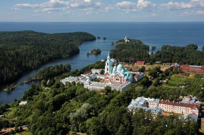 Валаам. Фото Владимира Ларионова
