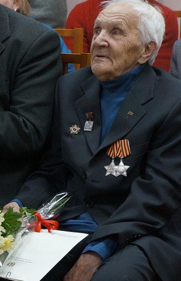Виктор Трошев в последние годы жизни. Фото Ирины Ларионовой