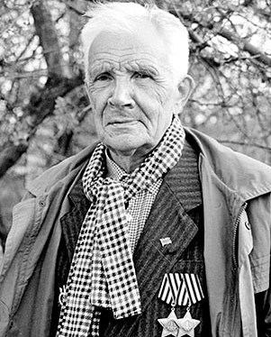 Виктор Трошев в конце XX века