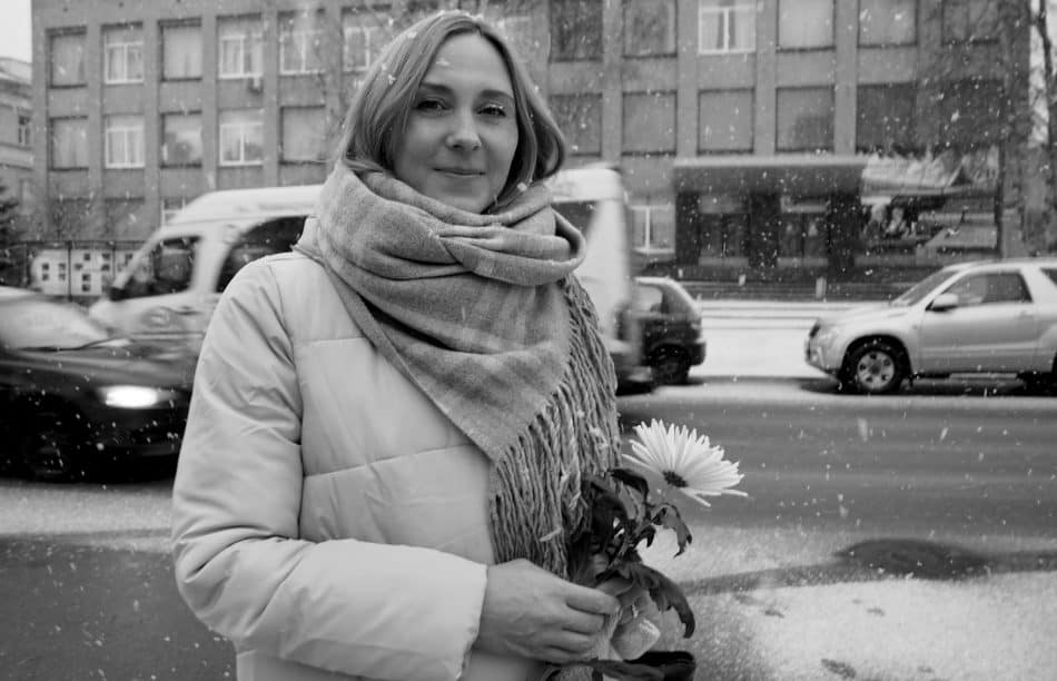 Виктория Федорова. Фото Ирины Ларионовой