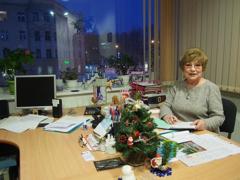Людмила Терентьева. Фото Ирины Ларионовой