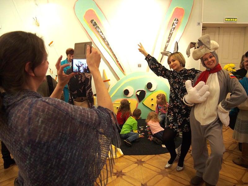 Зайцев на выставке оказалось больше, чем 88!
