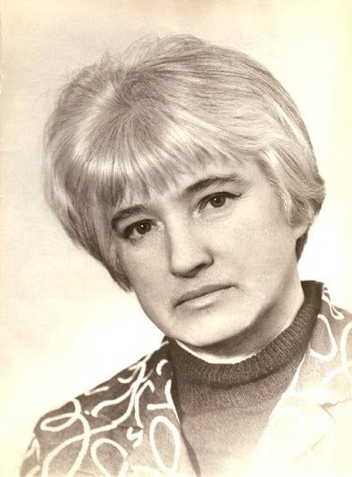 Христина Скалдина, легендарный художник театра