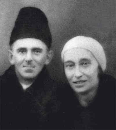 Надежда и Осип Мандельштамы. 1931 год