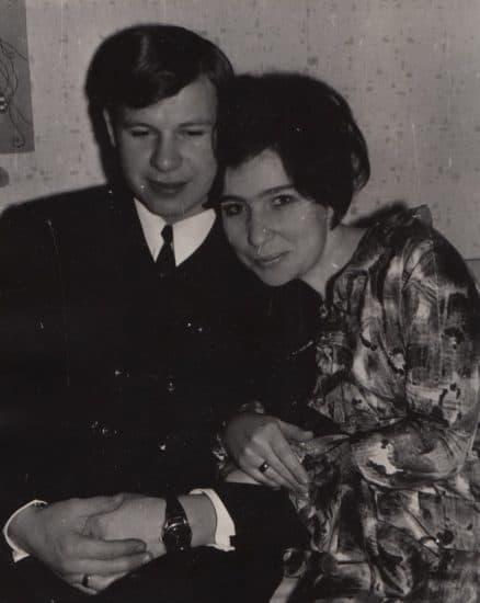 Людмила и Николай Терентьевы
