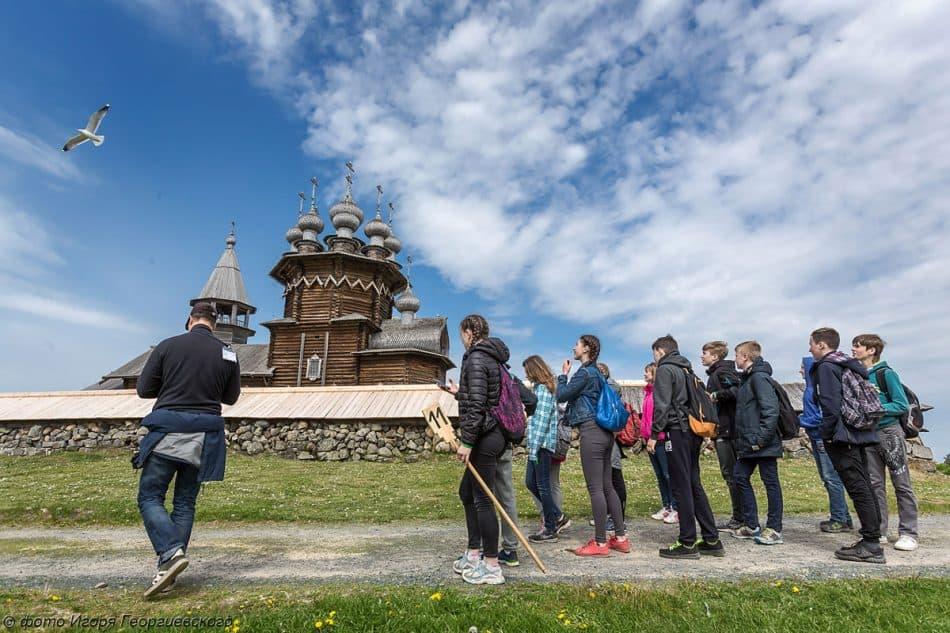 Музей «Кижи» приглашает волонтёров для участия в экологическом проекте