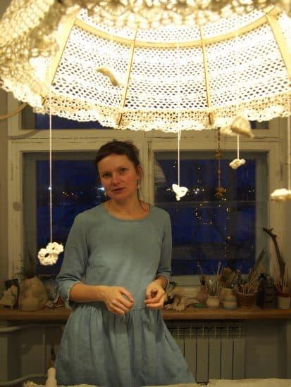 Мария Экало. Студия керамики в в лофт-пространстве «Синий коридор». Фото Ирины Ларионовой