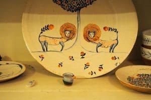 Зачем в студии керамики растут мандарины